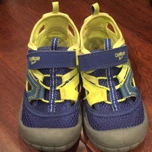 OshKosh Little Boys Open Sneakers